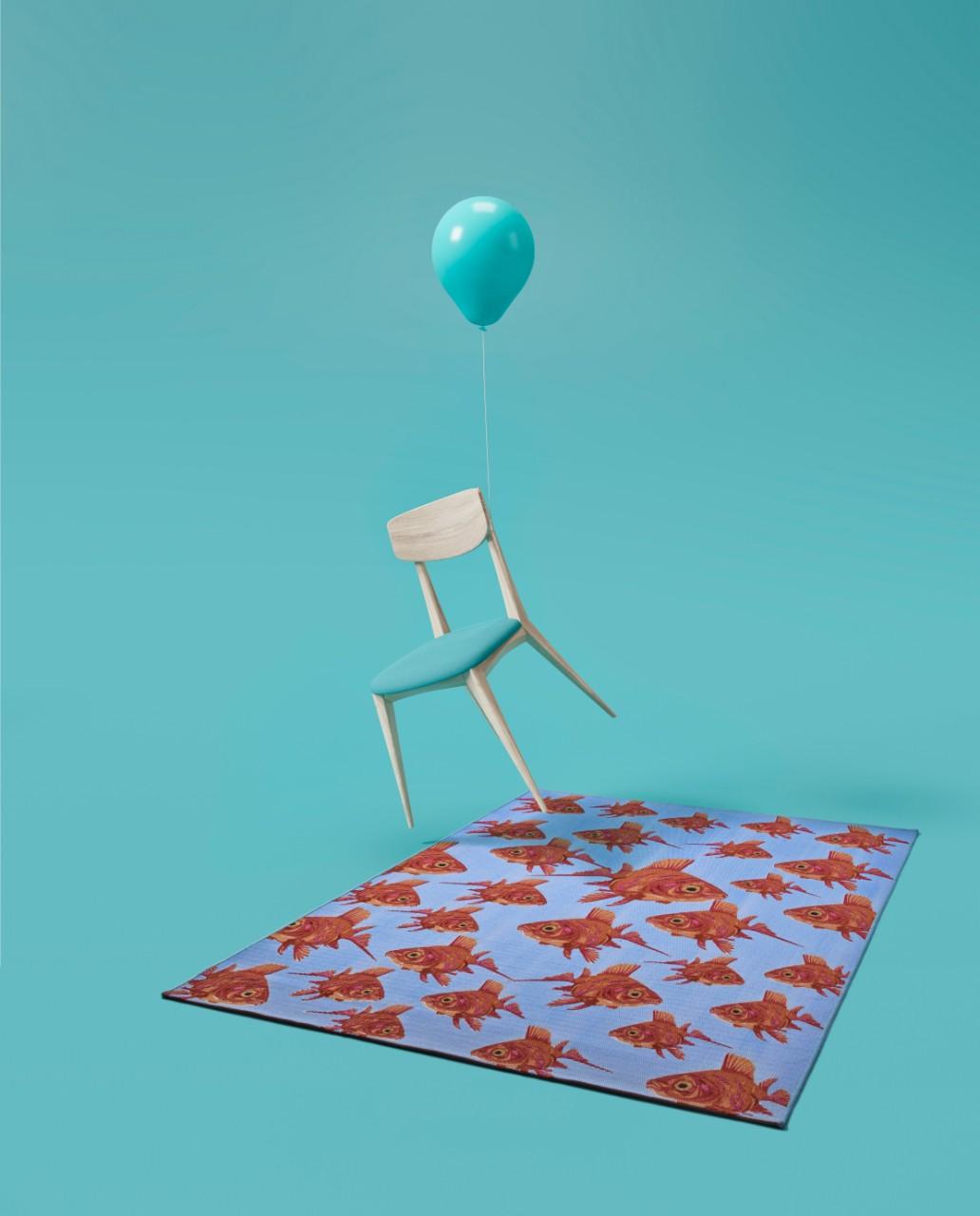 Sitap Carpet Couture Italia-Arredare con i tappeti Pop