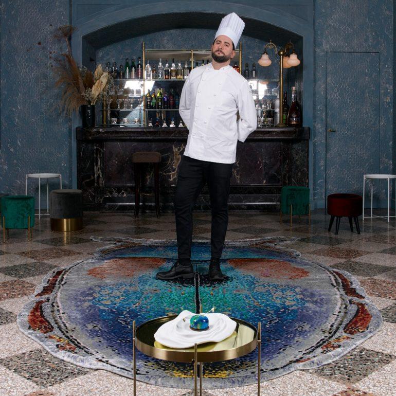 Sitap Carpet Couture Italia-Chef Marco Pedron-Design-Milano-Chef-Tappeto-03