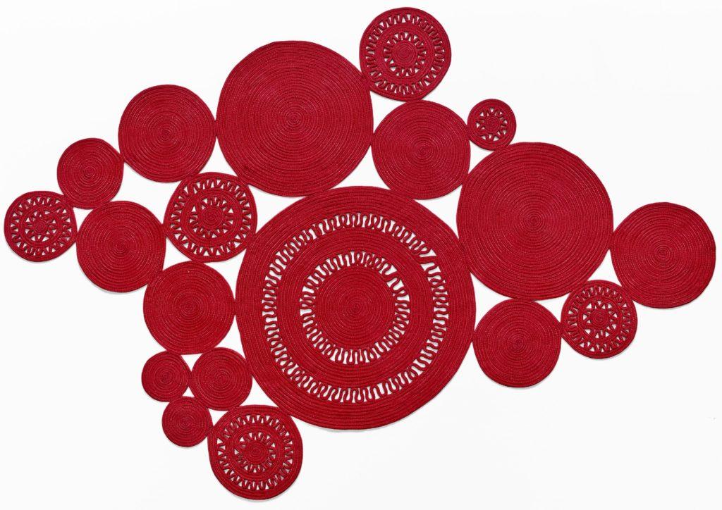 Sitap Carpet Couture Italia, Alice Zanin, Art, Design, Rug,