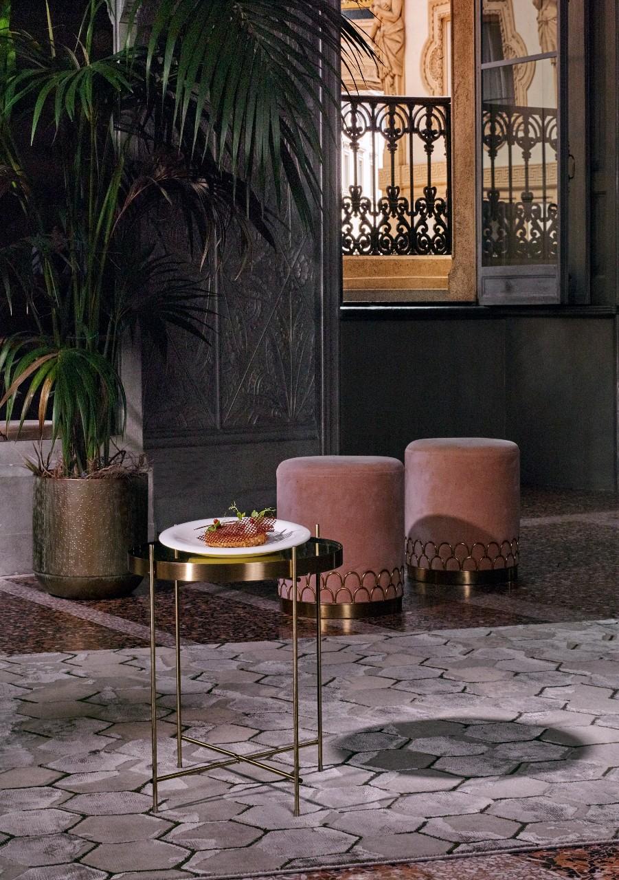 Sitap Carpet Couture Italia, Pastry Chef Marco Pedron, Design, Haute Couture, Rugs, Salone del Mobile, Milan