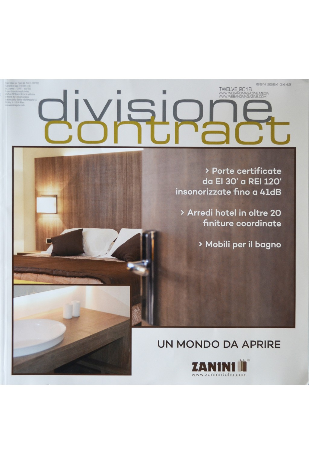 Divisione Contract 10 December 2016