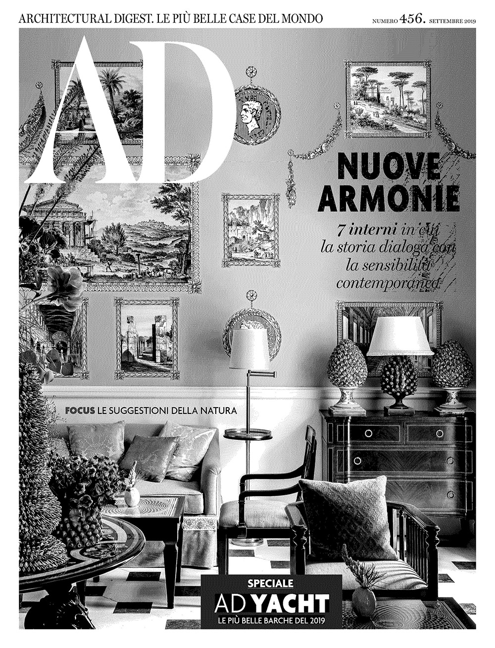 AD Architectural Digest September 2019